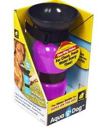 Fatih-Pet - Köpek Seyahat Suluğu Pembe 18oz