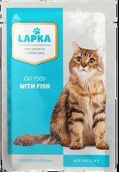Lapka - Lapka Balık Etli Kedi Maması 85gr.