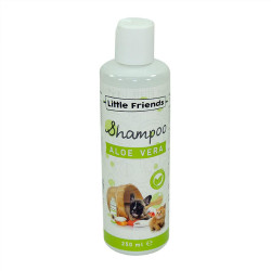 Little Friends - Little Friends Aloe Vera Özlü Şampuan 250ml