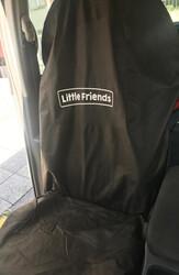 Little Friends - Little Friends Araç Ön Koltuk Kılıfı