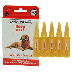 Little Friends - Little Friends KeepOff Köpek Ense Damlası 20-40 kg