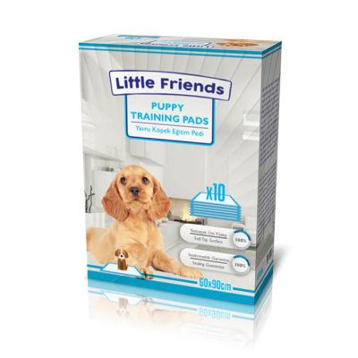 Little Friends Kutulu Çiş Pedi 60x90 10 lu