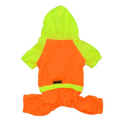 Little Friends - Little Friends Mikro Yağmurluk Sarı - Orange 6 lı
