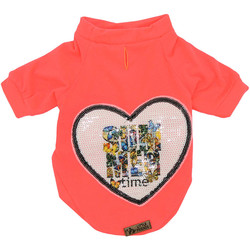 Little Friends - Little Friends Pembe Love Penye Sweat 6 lı