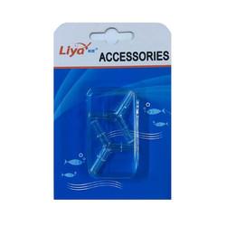 Liya - Liya Hortum Eki 2li (Açılı T)