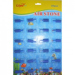 Liya - LİYA LY2402B Silindir Havataşı 13x25 mm 24 lü