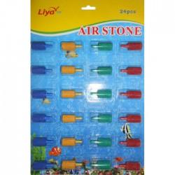 Liya - LİYA LY2403 Silindir Havataşı 15x25 mm 24 lü