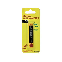 Liya - Liya LY308B Mini Digital Derece Thermometer LCD