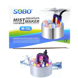 Sobo - M-12L Mist Maker - Akvaryum Sis Makinesi
