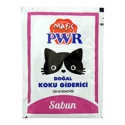 Magic Powder - Magic Powder Koku Giderici Sabunlu 30x25g