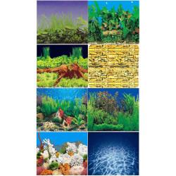 Fatih-Pet - Manzara/Poster 40 cm Çift Yönlü Mix Açık 1m (4 lü)