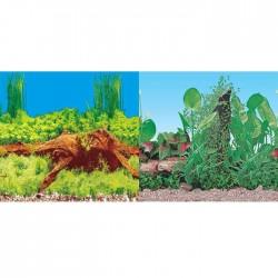 Fatih-Pet - Manzara/Poster 60 cm (24 inch) 9009-9011 Çift Yönlü