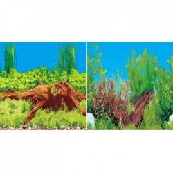 Fatih-Pet - Manzara/Poster 60 cm (24 inch) 9009-9021 Çift Yönlü
