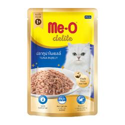 ME-O - ME-O Delite Tuna - Ton Balıklı Yetişkin Kedi Maması 70g
