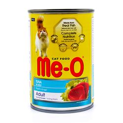 ME-O - ME-O Gerçek Ton Balıklı Kedi Konservesi 400 gr