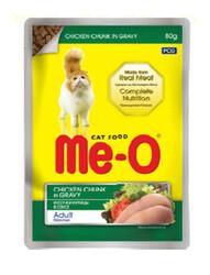 ME-O - ME-O Tavuklu Kedi Yaşmama 80gr