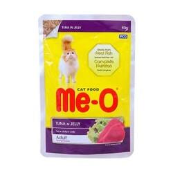 ME-O - ME-O Ton Balıklı Kedi Yaşmama 80gr
