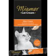 Miamor - Miamor Cream Peynir Kedi Ödülü 5x15g