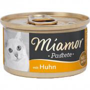 Miamor - Miamor Pastate Tavuklu Kedi Konservesi 85g