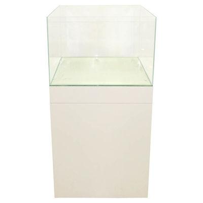 Mobilyalı Akvaryum Beyaz Küçük 60x40x40 cm