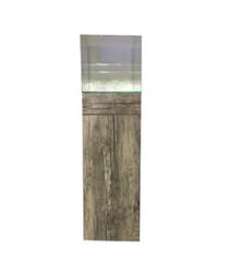Fatih-Pet - Mobilyalı Akvaryum Antiklayt 30x30x30 cm