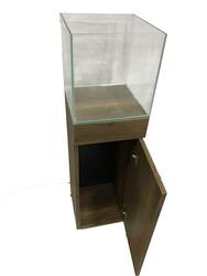 Mobilyalı Akvaryum Barok 30x30x30 cm - Thumbnail