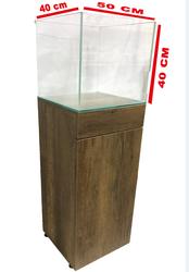 Fatih-Pet - Mobilyalı Akvaryum Kilim 50x40x40 cm