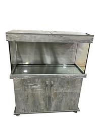 Fatih-Pet - Mobilyalı Akvaryum Lidya 100x40x50 cm