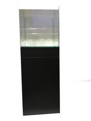 Fatih-Pet - Mobilyalı Akvaryum Siyah 35x35x35 cm