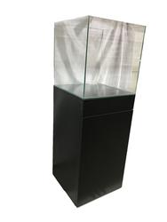 Fatih-Pet - Mobilyalı Akvaryum Siyah 70x40x50 cm