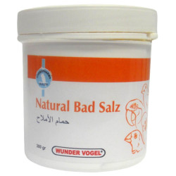 Wunder Vogel - Natural Bad Salz - Kuş Banyo Tuzu 300g