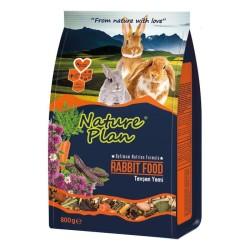 Nature Plan - Nature Plan Tavşan Yemi 800g