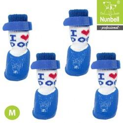 Nunbell - Nunbell Kaydırmaz Çorap M Boy