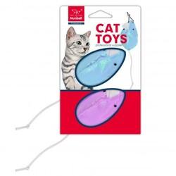 Nunbell - Nunbell Kedi Oyuncağı Fare