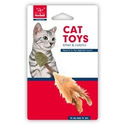 Nunbell - Nunbell Matatabi Catnip Kedi Oyuncağı Çubuk