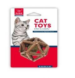 Nunbell - Nunbell Matatabi Catnip Kedi Oyuncağı Top 7cm