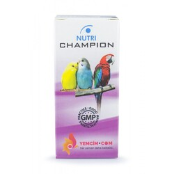 Yemcim - Nutri Champion Anti Stres 50ml