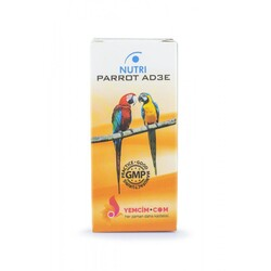 Yemcim - Nutri Parrot Papağan AD3-E Takviyesi 50ml