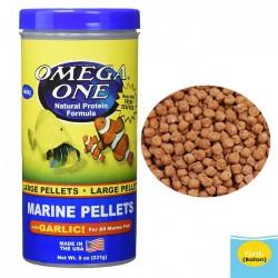 Omega One - Omega One Large Marine Pellet with Garlic 231g
