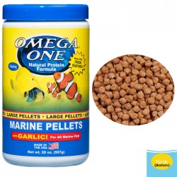 Omega One - Omega One Large Marine Pellet with Garlic 567g