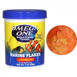 Omega One - Omega One Marine Flakes with Garlic 28g