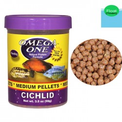 Omega One - Omega One Medium Cichlid Pellet 99g