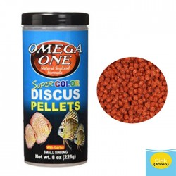 Omega One - Omega One Super Color Discus Small Pellet 226g