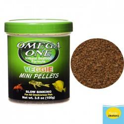 Omega One - Omega One Veggie Mini Pellets 100g