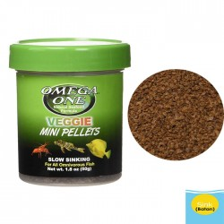 Omega One - Omega One Veggie Mini Pellets 50g