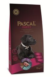 Pascal - Pascal Kuzu Etli Yavru Köpek Maması 3Kg