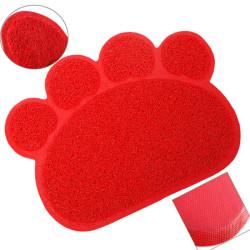 Fatih-Pet - Pati Kedi Paspası Kırmızı 60x45 cm