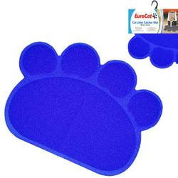 Fatih-Pet - Pati Kedi Paspası Lacivert 60x45 cm