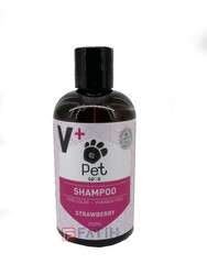 Pet Love - Pet Love V+ Çilek Kokulu Şampuan 250ml