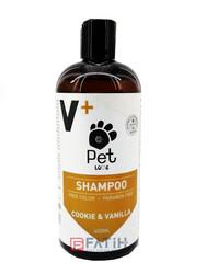 Pet Love - Pet Love V+ Vanilyalı Şampuan 400ml